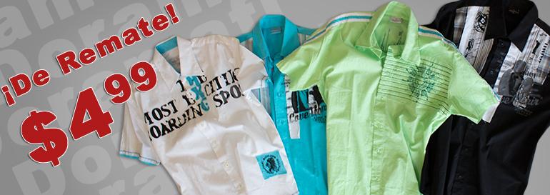 Camisas Doramafi