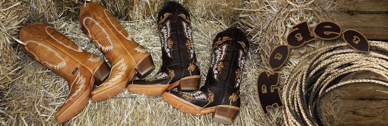 Botas de Rodeo
