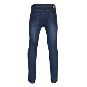FDJ6349 Men's High Denim Pants Blue