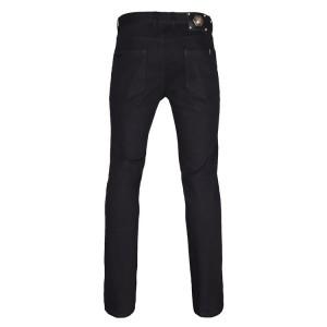FDJ6348 Men's High Denim Pants Black