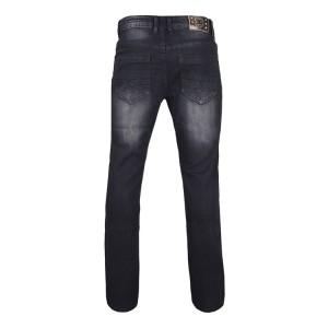 PDJ6897 Men's Boot cut jeans Black