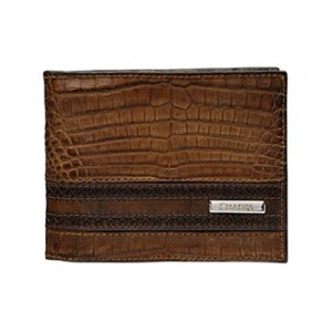 CARTERA ORIGINAL CUADRA COCODRILO PORTO MAPLE B2240FY
