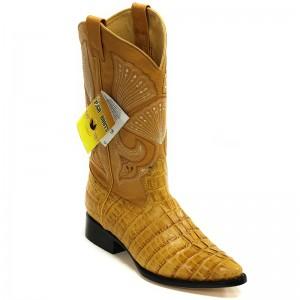 jugo Boots® 5001 cola de cocodrilo mantequilla puntal
