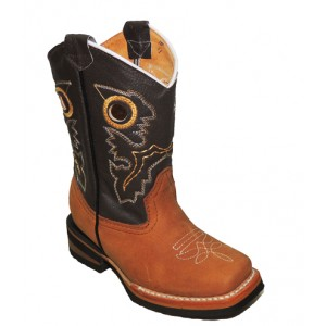 6002 KIDS BOOTS RODEO CRAZY MIEL