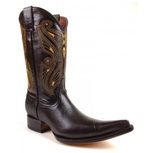 Jugo Boots® 5100 Grinta Black Deer Skin