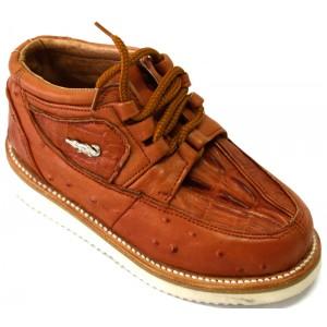 2000 Zapato de Niño Exotico Shedron Maromero