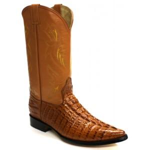 Jugo Boots® 1425 Bota de Hombre Vaquera Cocodrilo Puntal Shedron