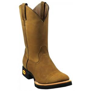 Jugo Boots® 225 Bota de Hombre Rodeo Crazy Pancho Paja