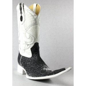 Jugo Boots® 4041 Botas de Hombre Chuntaras Mármol Negra