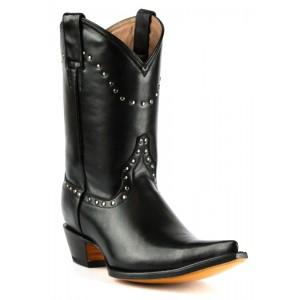 Jugo Boots® 6711 Bota Vaquera de Mujer Venado Negro