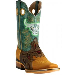 Jugo Boots® 943 Bota de Hombre Rodeo Crazy Jar Tang