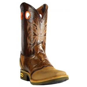 Jugo Boots® 286 Bota de Hombre Rodeo Alamo-Apache Curri / Miel