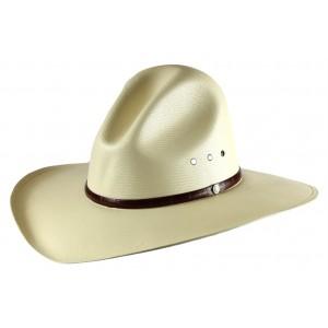 El Vaquero Imports® Sombrero Vaquero de Hombre Horma Rodeo con Elastico
