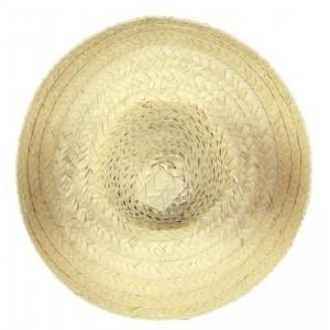 El Vaquero Imports® Sombrero Zapatista Beige