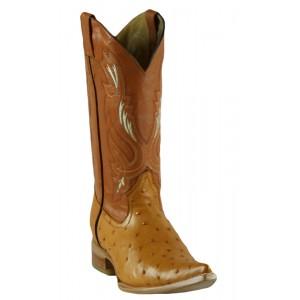 Jugo Boots® 5410XX Bota de Hombre Vaquera Avestruz Miel Chihuahua (PXX)