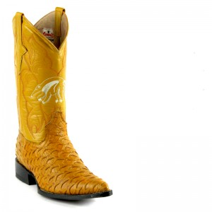 Campo Alegre® Men's Western Boots Anteater Butter Puntal