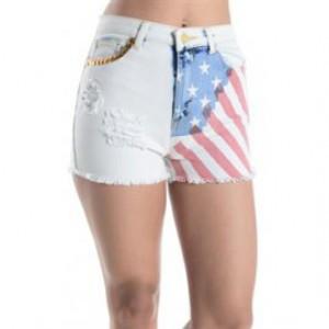 Paparazzi Jeans Shorts Para Dama PP-SH01