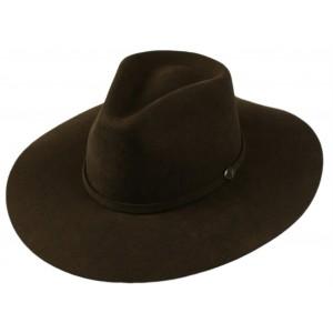 Jugo Hats® Tejana de Hombre Cholo Café 300X