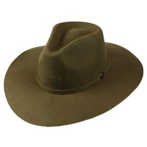 Jugo Hats® Tejana de Hombre Cholo Verde Pantano 300X