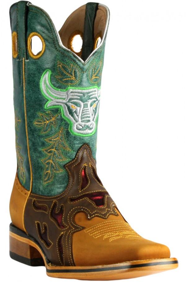 Jugo Boots® 943 Bota de Hombre Rodeo Crazy Jar Tang Botas