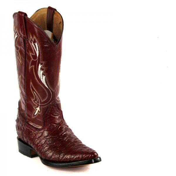 otra oportunidad precio loco busca lo último JUGO Boots® 1412 Bota de Hombre Vaquera Oso Hormiguero Vino ...